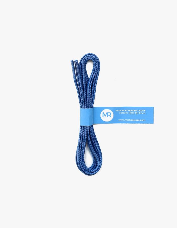 tali-sepatu-lilin-mrshoelaces-thin-flat-hitachi-endless-blue