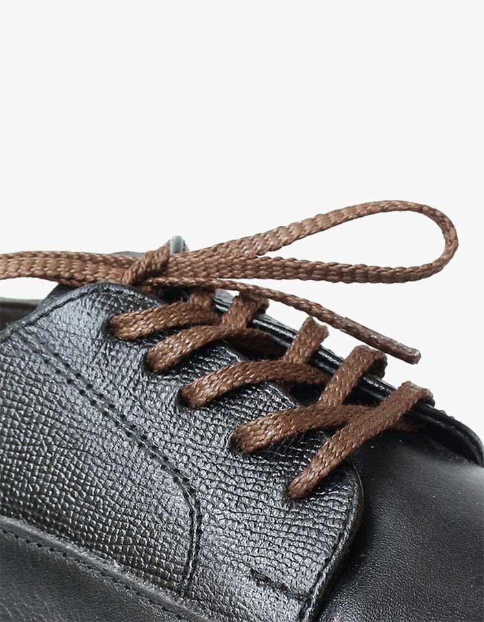 tali-sepatu-lilin-mrshoelaces-thin-flat-mitarashi-wood-brown