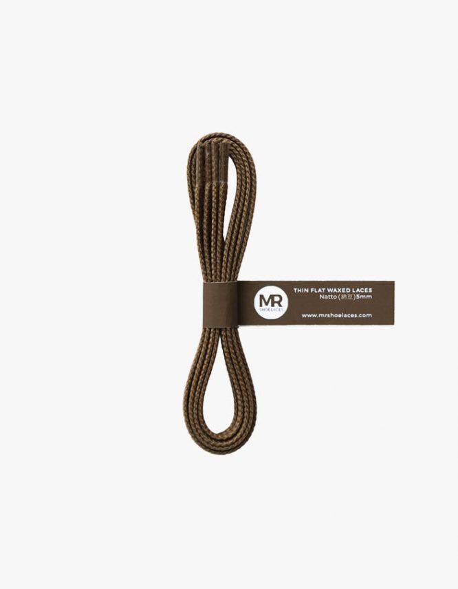tali-sepatu-lilin-mrshoelaces-thin-flat-natoo-light-brown