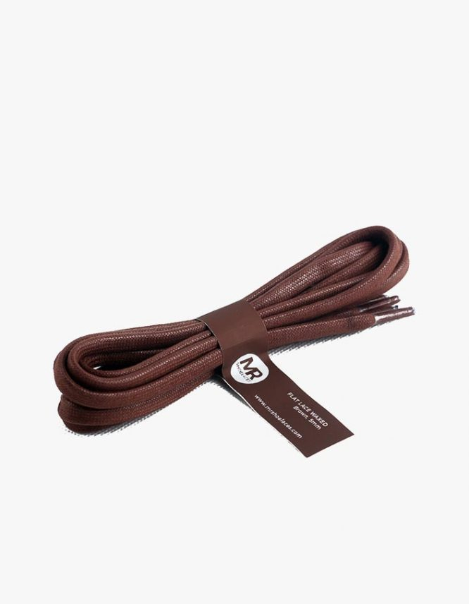 tali-sepatu-lilin-gepeng-5mm-mrshoelaces-flat-waxed-shoelaces-brown