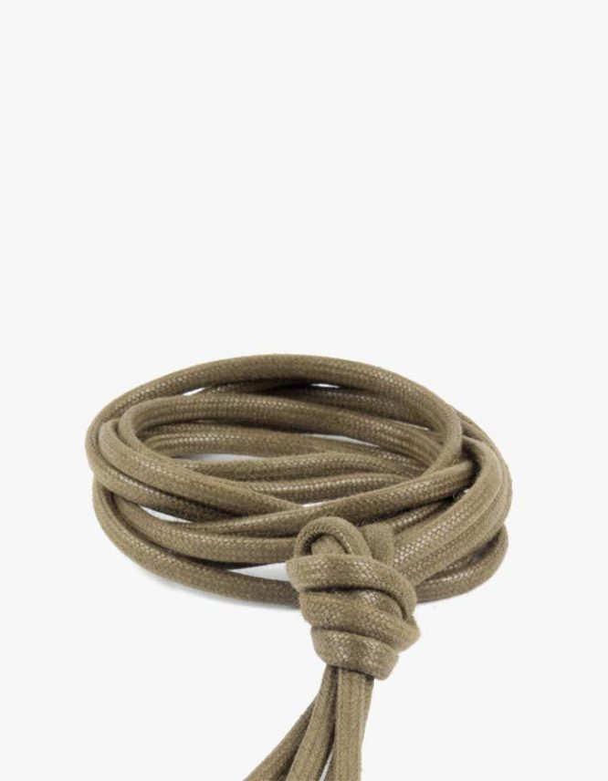 tali-sepatu-lilin-oval-mrshoelaces-oval-waxed-shoelaces-olive-green